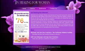 Jin Healing For Womenwww.jinhealing4woman.com