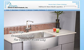 Dawn Kitchen & Bath Products, Inc.www.dawnusa.net