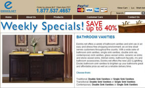 Esinks Bathroom Vanities and Sink Vanitieswww.esinks.net