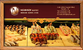 Newark Buffet Website Designwww.newarkbuffet.com
