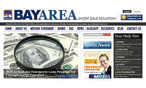 Bay Area short sale solutionwww.bayareashortsalesolution.com