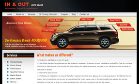 In & Out Auto Glass, Inc.http://www.tritigerdemo.com/inandout/